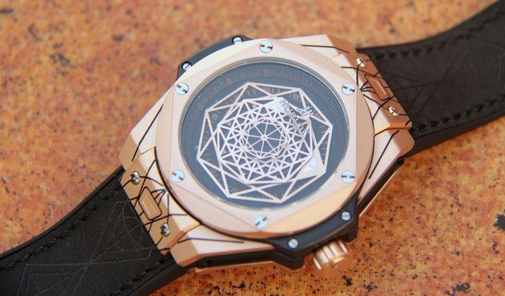 Hublot Big Bang Black Sang Bleu Limited Edition Watch (Special Price: Rs. 9,999)  http://thereplicahub.com/index.php/hublot-big-bang-black-sang-bleu-limited-edition-watch.html