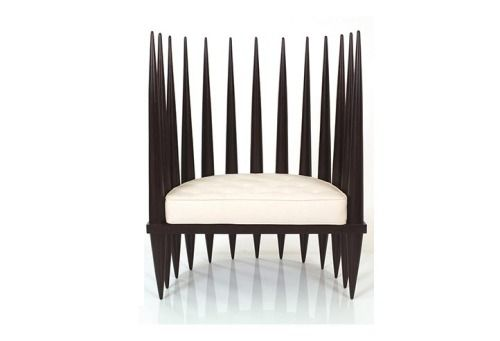 Boma chair!  Hot Home Decorating Trend - African Style - Design2Share Interior Design Q - Design2Share, home decorating, interior design, garden tips and resources
