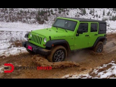 2013 Jeep Wrangler Unlimited Rubicon Review on Everyman Driver