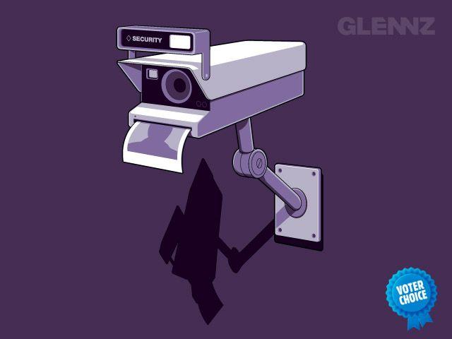 Polaroid Security Camera