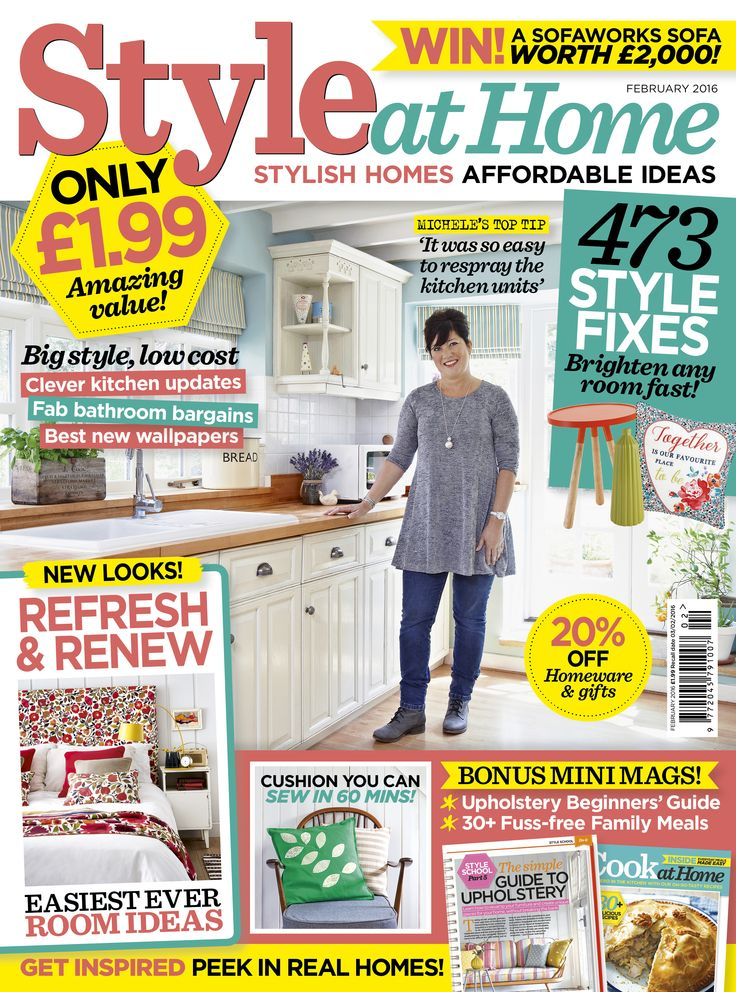 Home Magazine Style