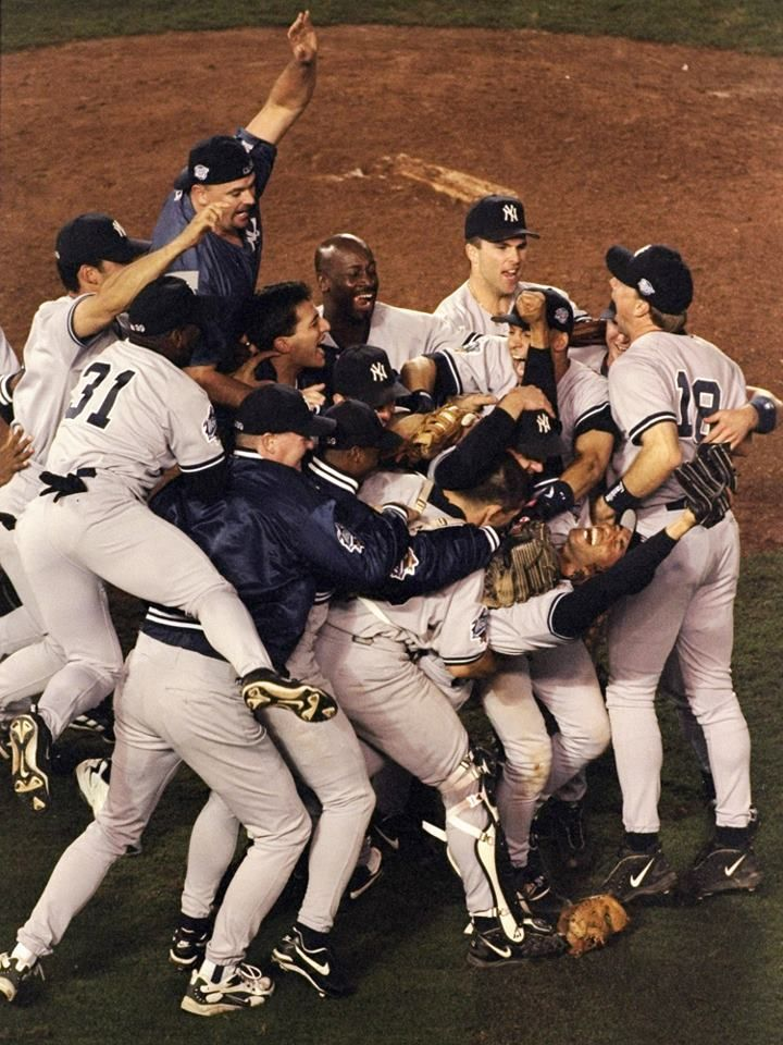Last time Yankees started 03 was 1998. All they did that