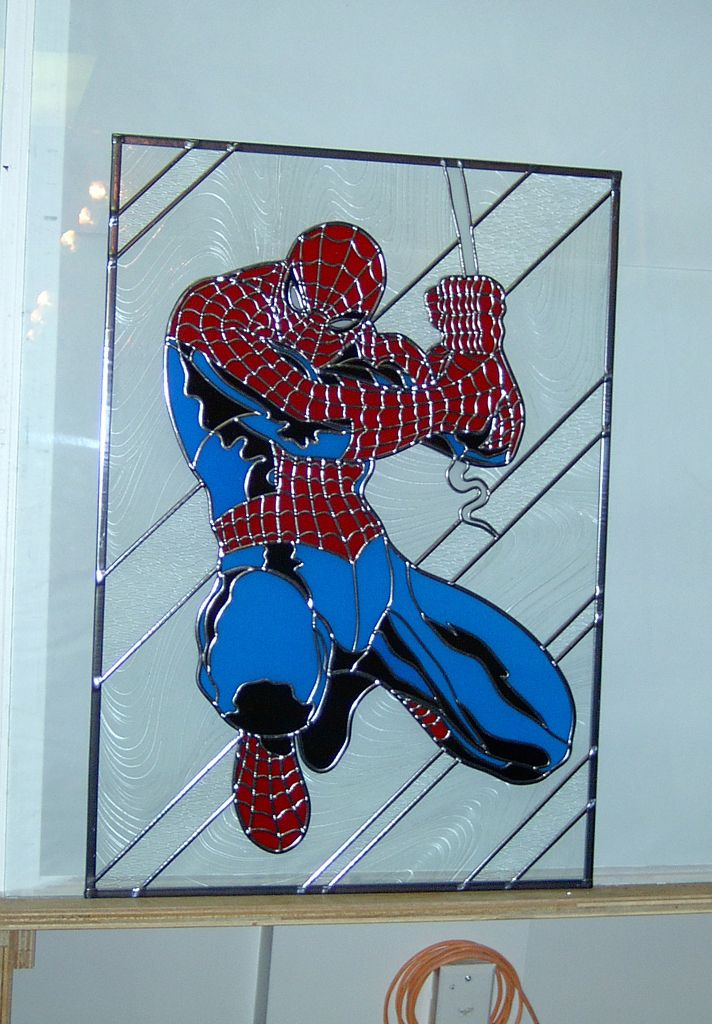 Cartoon Glass Window : Images about stain glass cartoons movies games