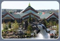 Tulalip Resort and Casino, so much fun for a girls getaway, the Seattle Outlet Mall is right across the parking lot, and THEY HAVE A SHUTTLE.