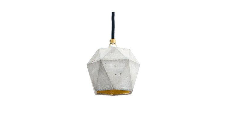b ton brut et int rieur dor t2 pendant lamp gantlights light pinterest brut beton. Black Bedroom Furniture Sets. Home Design Ideas