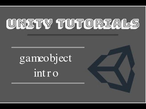 Gameobject introduction in Unity (HINDI/ENGLISH) #game #dev