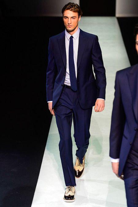 best 75 lookbook mens blue suits images on pinterest