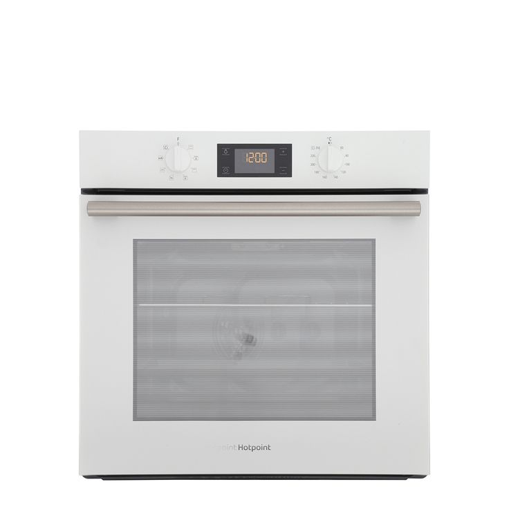 Buy Hotpoint SA2540HWH Single Built In Electric Oven - White   Marks Electrical