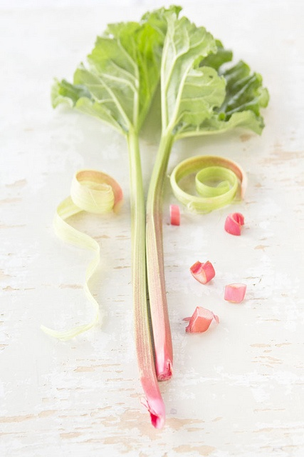 Rhubarb from Tasty Food and Photography Flickr