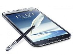 Samsung Note 2 - Everything else seems so tiny.