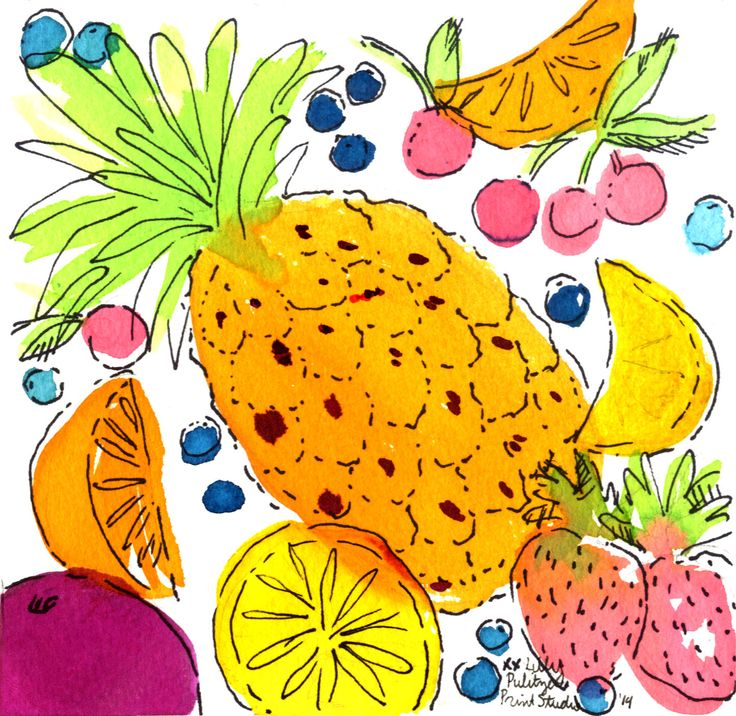 Fresh-picked fun. #lilly5x5