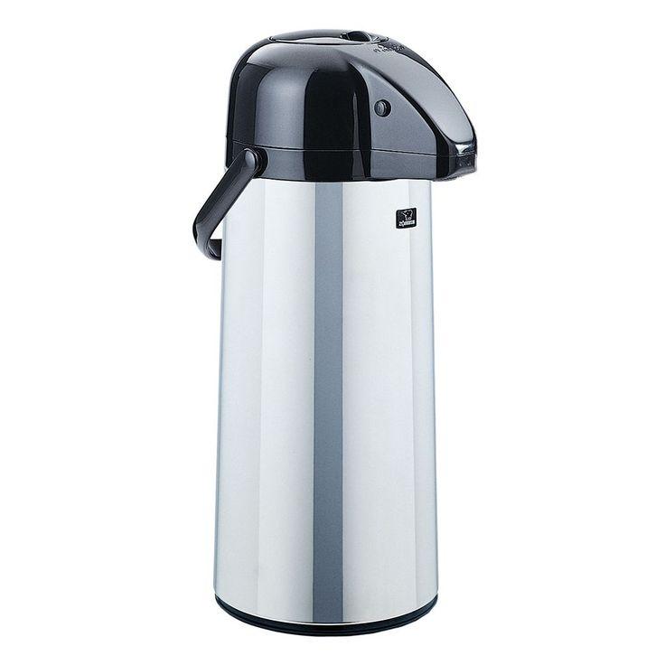 Zojirushi Air Pot Coffee Dispenser, Multicolor