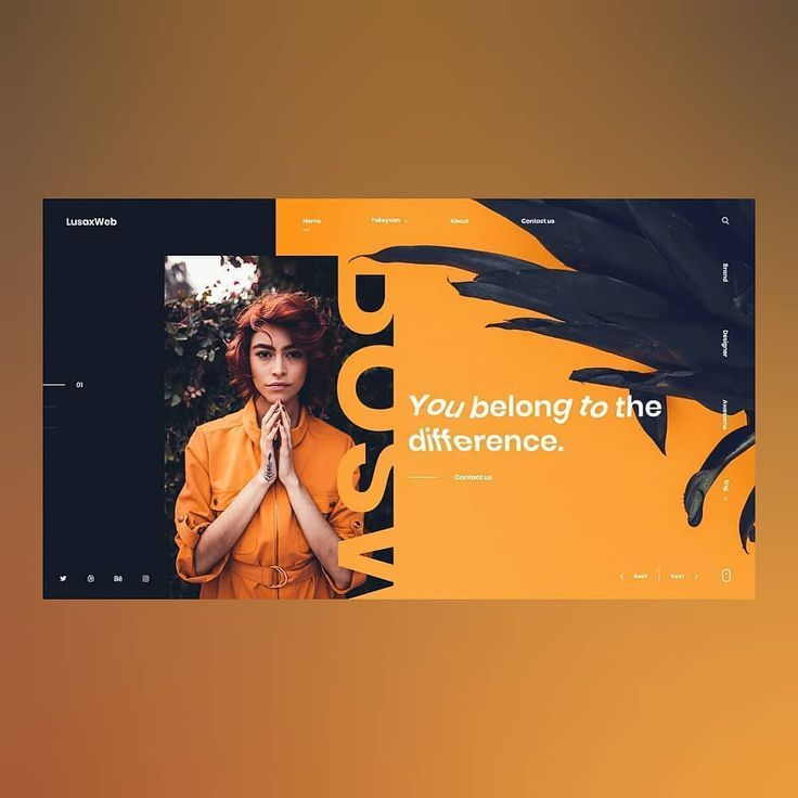 How To Design The Right Kind Of Web Design Portfolio For Your Business Mises En Page Design Graphique Web Design Tutorial Design Graphique
