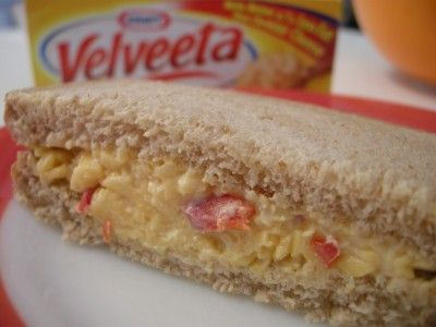 Homemade Pimento Cheese...a Southern Favorite...yummy on sandwiches and crackers some people make dips with it also !