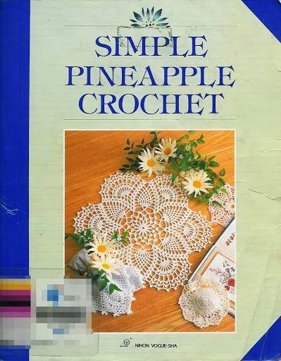 Crochet - Coasters and Doilies.