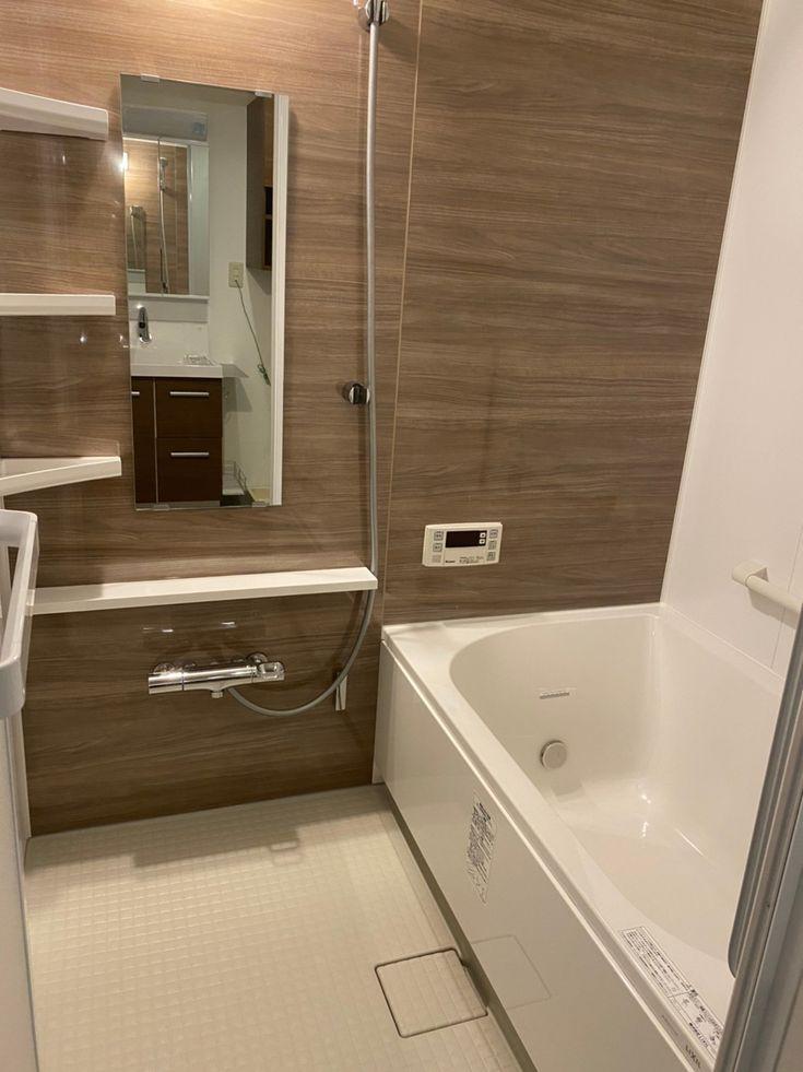バスルーム リクシル リノビオ リノビオ リクシル お風呂 バスルーム