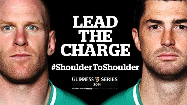 Irish Rugby Guinness Series  08 - 22 Nov 2014   http://www.irishrugby.ie/guinnessseries/