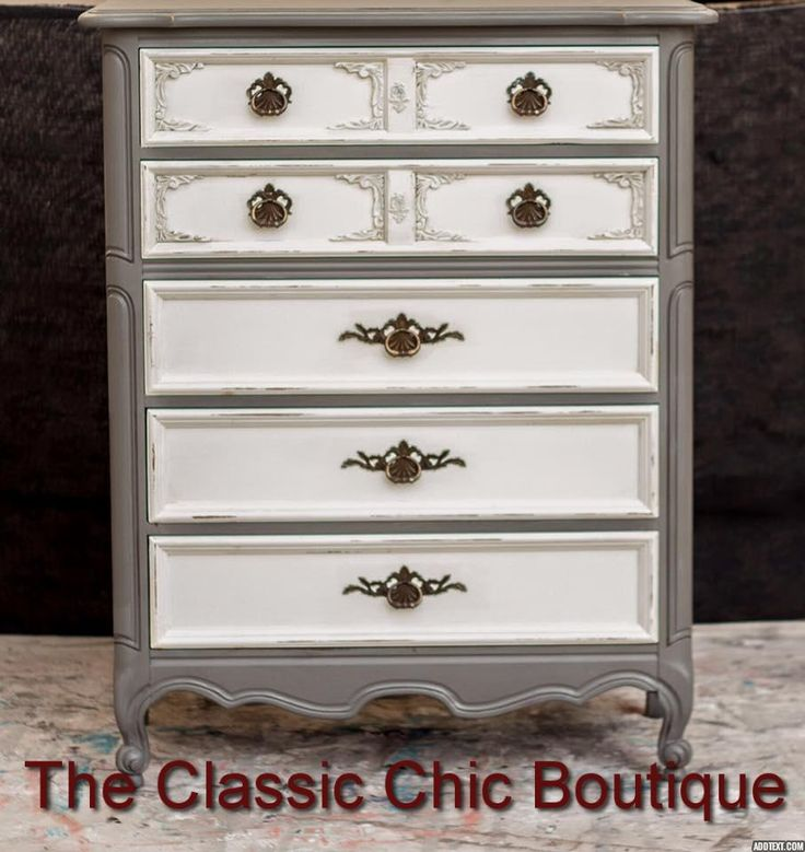 Dixie Belle Mineral Paint Makes Any Of Your Pieces Beautiful!