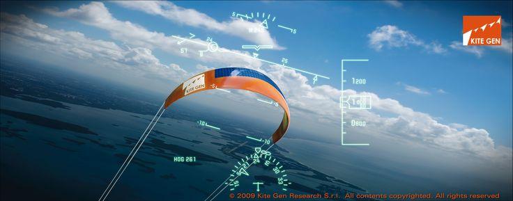 KiteGen (high altitude winds eolic power system)