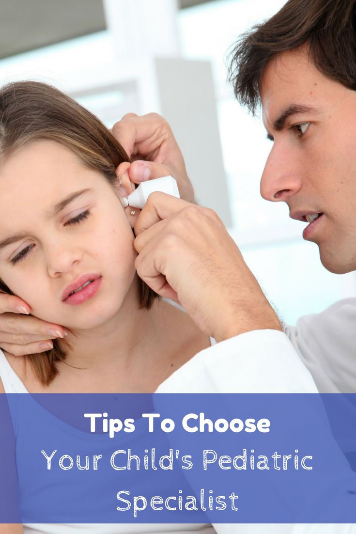 Your child's health is vitally important, so is choosing the right pediatric specialist to look after your child's health!   #PediatricSpecialist #Pediatrician #ChildsHealth