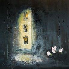 Mystic House - Pavel Mitkov painting