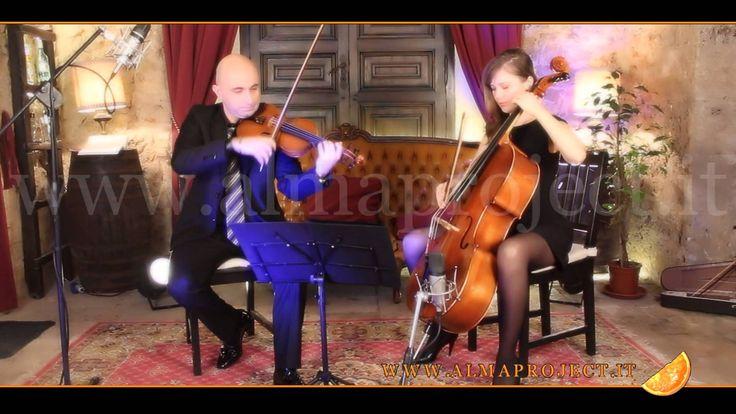 ALMA PROJECT - SC String Duo (Violin & Cello) - Corale dalla Cantata n.147 - J.S.Bach