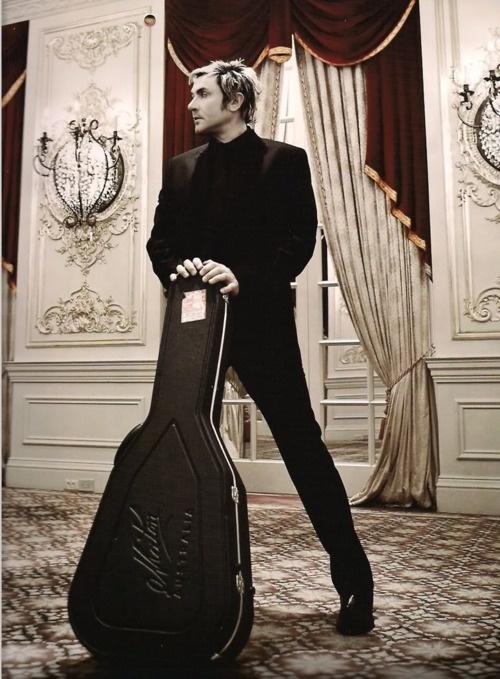Simon Le Bon - Duran Duran.