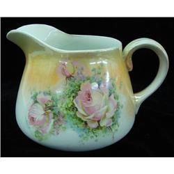 Vintage Homer Laughlin China Pitcher,  Genesse Pattern