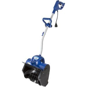 "Snow Joe Plus 10-Amp 12"" Electric Snow Shovel with LED Light"