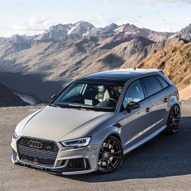 On High Of The World Do You Like The Sportback Or The Sedan Model Of The Rs3 With Images Audi Rs3 Audi A3 Sportback Audi