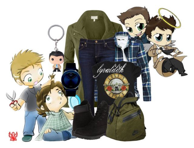 Carry on my wayward son by lyralilith on Polyvore featuring arte
