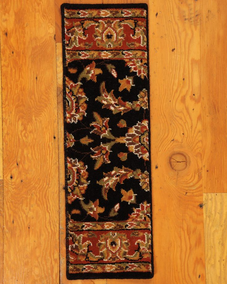 Best Sydney Black Classic Persian Stair Tread Stair Tread 400 x 300