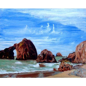 Check out this item at One Kings Lane! Pacific Coast, 1970
