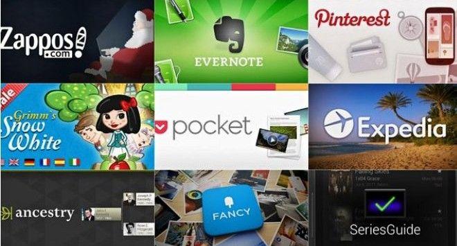 Οι 12 καλύτερες εφαρμογές Android για το 2012! Η Google παρουσίασε τη λίστα με τις 12 κορυφαίες εφαρμογές της χρονιάς που πέρασε για το λειτουργικό σύστημα Android. Ορισμένες από αυτές έκαναν την εμφάνιση τους μέσα στο 2012, ενώ οι παλιότερες κυκλοφόρησαν σημαντικές αναβαθμίσεις.
