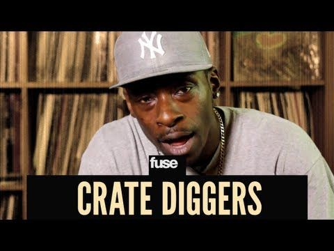Pete Rock's Vinyl Collection - Crate Diggers Check out artist vinyl collection on YouTube series.