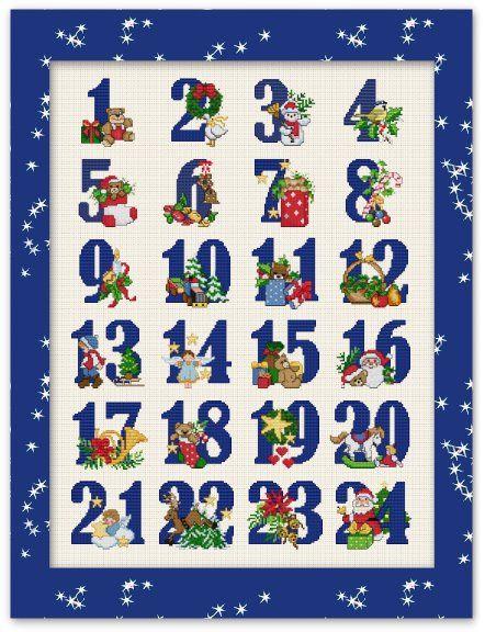 "Set ""Advent Calendar"""