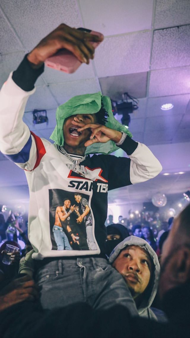 Pin By Gaxay On Nba Youngboy Nba Outfit Nba Baby Best Rapper Alive