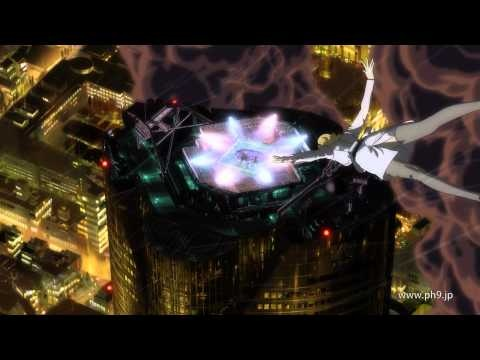 特報01 神山健治監督作品『009 RE:CYBORG』(原作:『サイボーグ009』)
