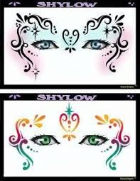 Image result for face painting stencils free printable