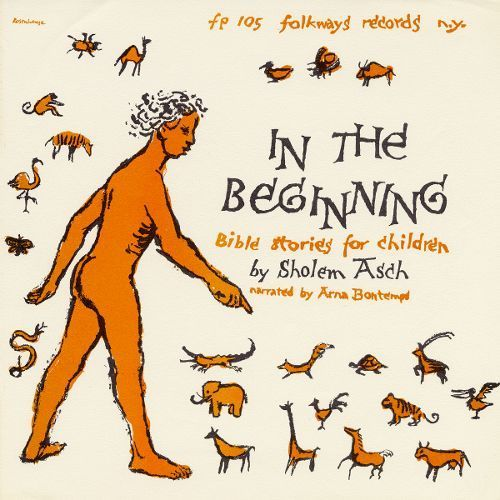 In the Beginning: Bible Stories for Children [CD]