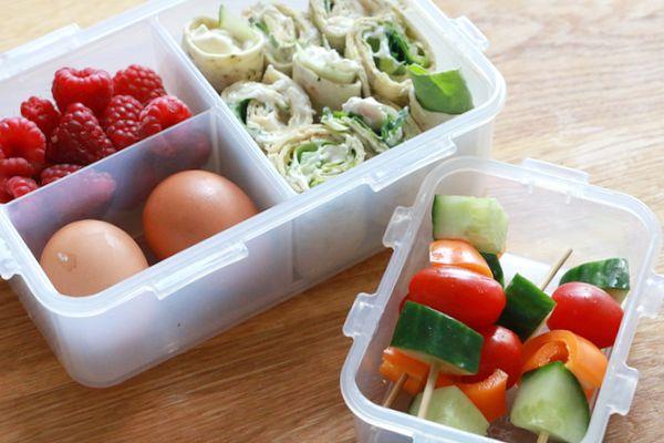 Gezonde lunchbox inspiratie van Beautylab.nl
