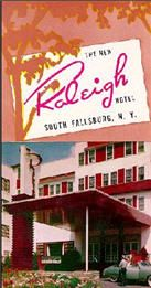 Raleigh Hotel Vintage Images And Postcards - I Antique Online