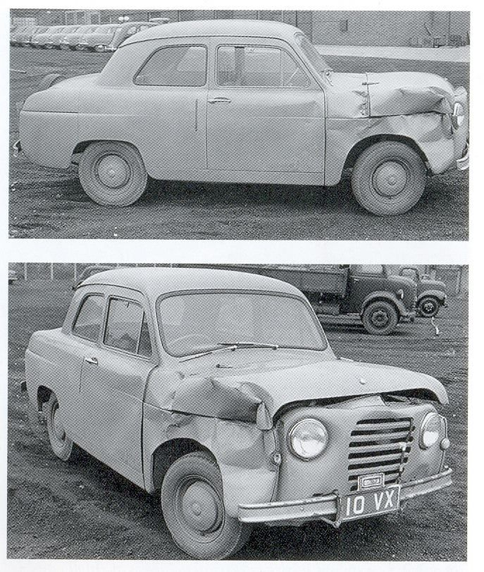 129 Best Images About Cars: Ford Anglia/Prefect On
