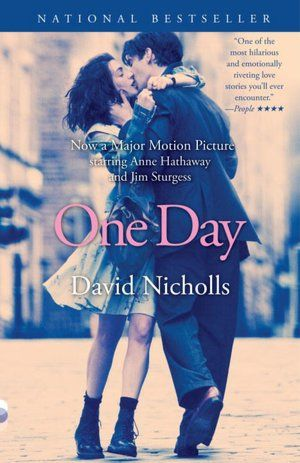 such a good book. recommend to everyone.Movie Tiein, Worth Reading, Oneday, Book Club Book, Book Worth, Favorite Book, Reading Lists, David Nichols, Anne Hathaway
