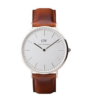 St. Andrews (Silver) on huckberry from Daniel Wellington watches
