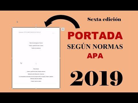 normas apa 2019 pdf descargar gratis