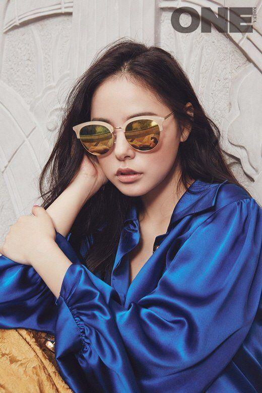 Min Hyo Rin reveals what type of man she'd like to marry in her 'ONE' pictorial   allkpop.com