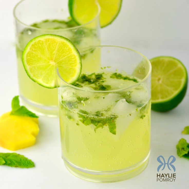 Enjoy these delicious and refreshing summer mocktails this summer! There's a perfect cocktail for each phase of the Fast Metabolism Diet.