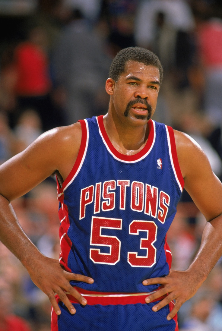 James Edwards, Detroit Pistons