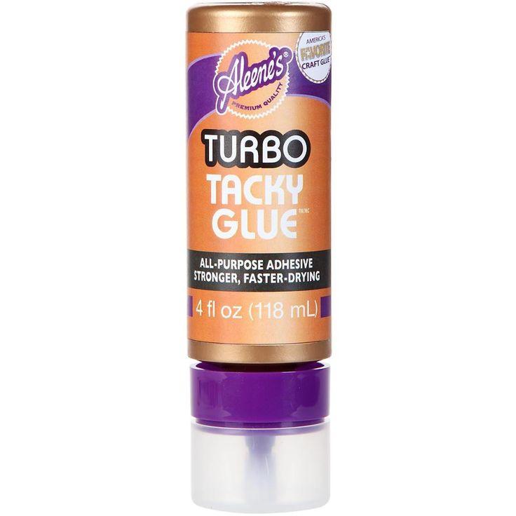 Aleene's Always Ready Turbo Tacky Glue 118ml